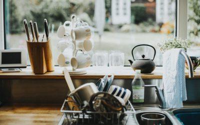 Opruimen, waar te beginnen: de keuken